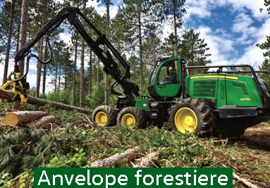 Anvelope forestiere